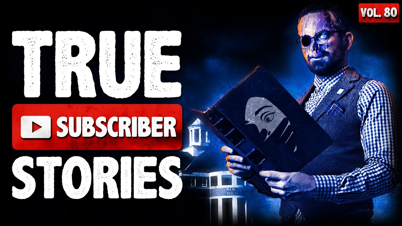 MY TEACHER PLANNED TO KIDNAP ME   8 True Scary Subscriber Stories   080