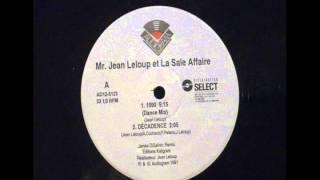 1990 dance mix - Jean Leloup