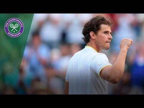Wimbledon 2017 - Best shots of day six