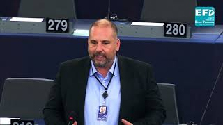 The solution to illegal migration is the Rule of Law - Bill Etheridge MEP