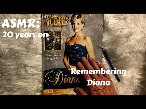 ASMR: NZ Womens Weekly 1997 - Remembering Diana