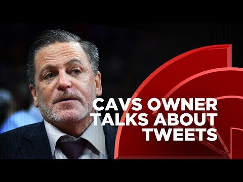 Cavs Owner Dan Gilbert Shocked By Racist Messages After LeBron Called Trump A