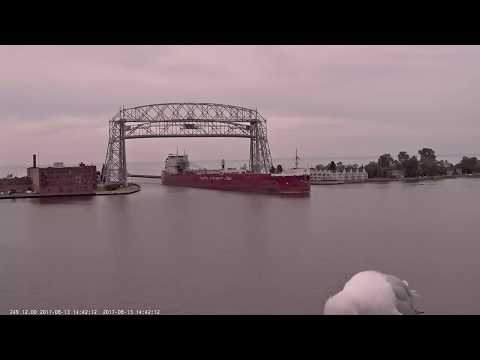 Baie St  Paul arrived Duluth 08/13/2017