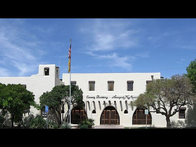 Otero County Comission Meeting May 28, 2020
