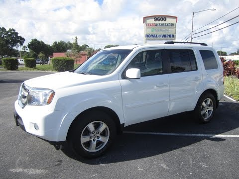 SOLD 2009 Honda Pilot EX 2WD Meticulous Motors Inc Florida For Sale