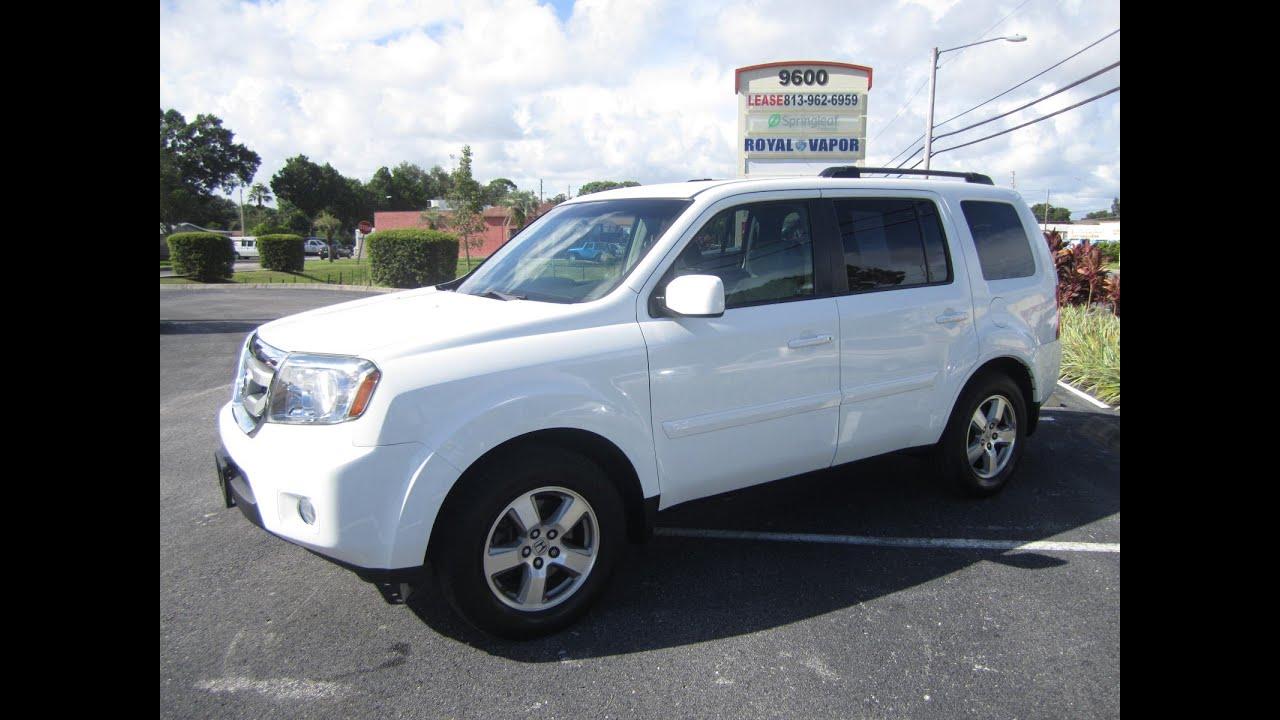 Sold 2009 Honda Pilot Ex 2wd Meticulous Motors Inc Florida For Sale