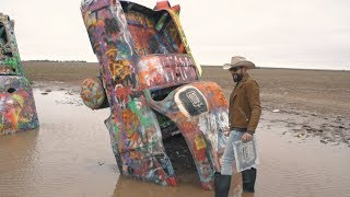 """Old Dominion   """"I Could Barefoot It"""" (Cadillac Ranch) Video"""