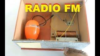 CARA MUDAH MEMBUAT RADIO FM SEDERHANA TIPS HARI INI