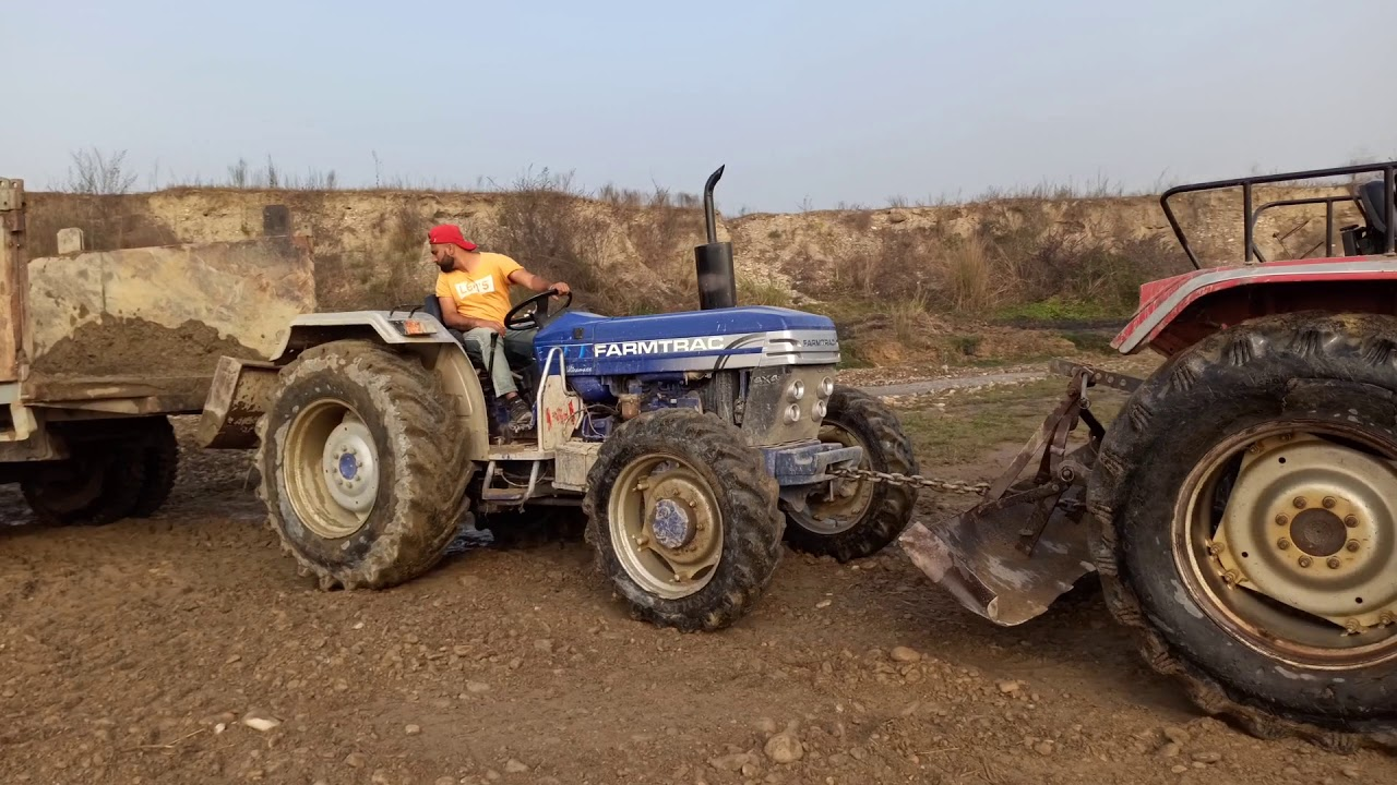 Latest Tractor Fails and Stunts 2021   Volume 7