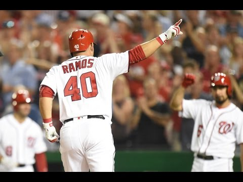 Wilson Ramos 2016 Highlights