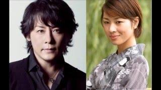 河村隆一さんと、元タレントの佐野公美さんが、 別居をさていたみたいな...