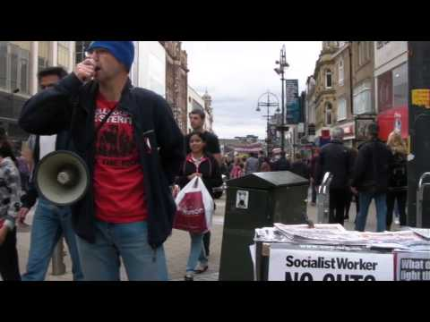 Socialist Workers Party in Leeds