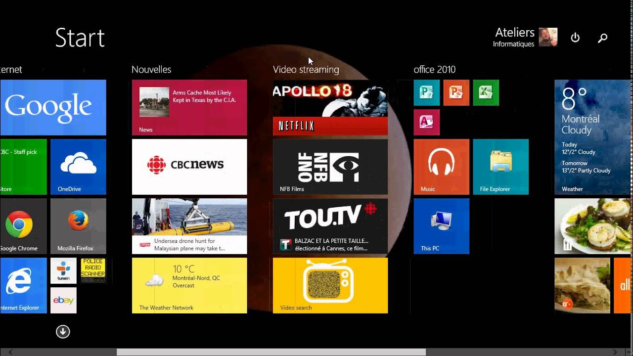Windows 8. 1 preview tricks & tutorial review beginners video.