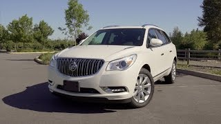 2015 Buick Enclave Review - AutoNation