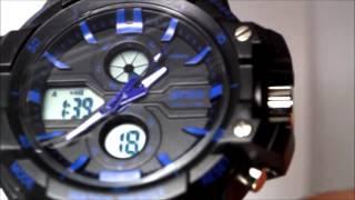 SKMEI Mens G Sports Multifunction Watch 0990