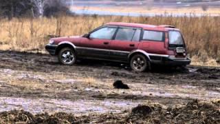 Toyota carib Иркутск