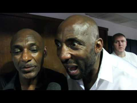 CHAOS AS JOHNNY NELSON STORMS THE JAMES COOK & HEROL GRAHAM INTERVIEW (MUST WATCH CLASSIC)