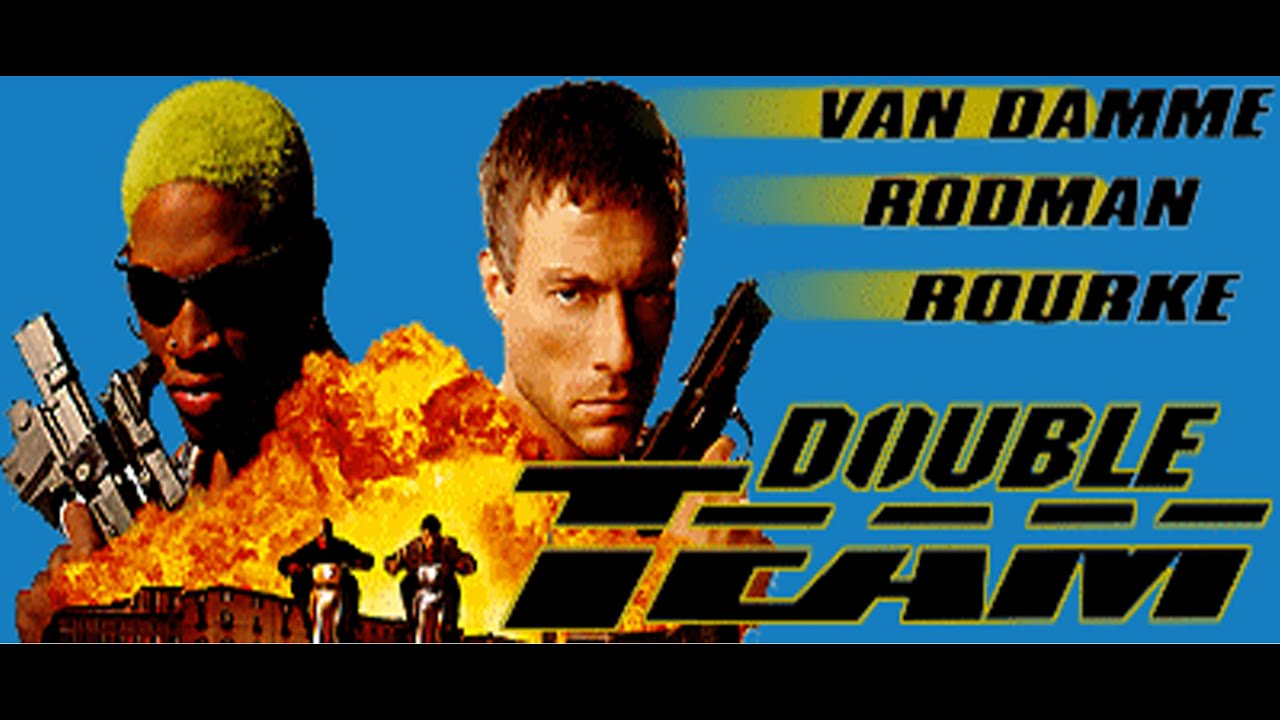 Download Van Damme movies full movie english  (1997) || Double Team