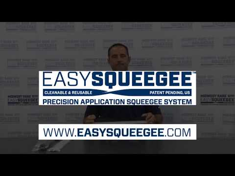 Easy Squeegee Assembly Instructions