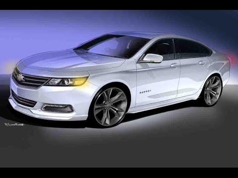 2017 impala concept