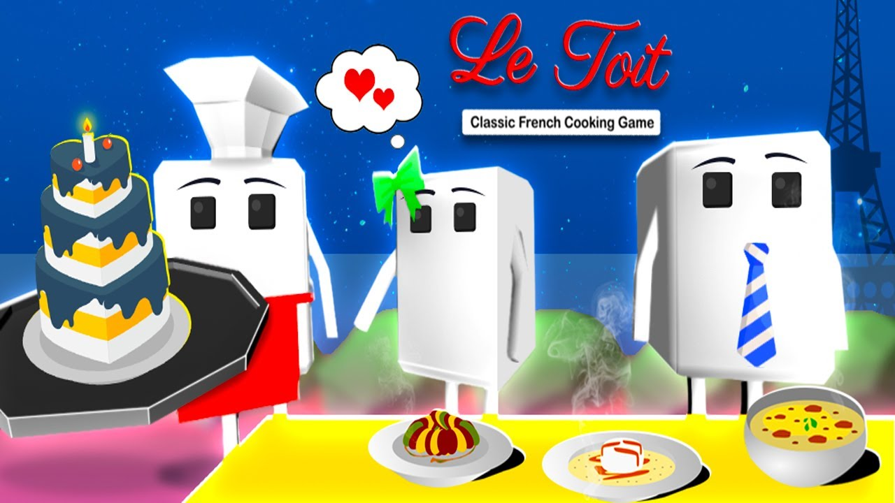The Roof - French Cooking Android Game ( by Navjoy )