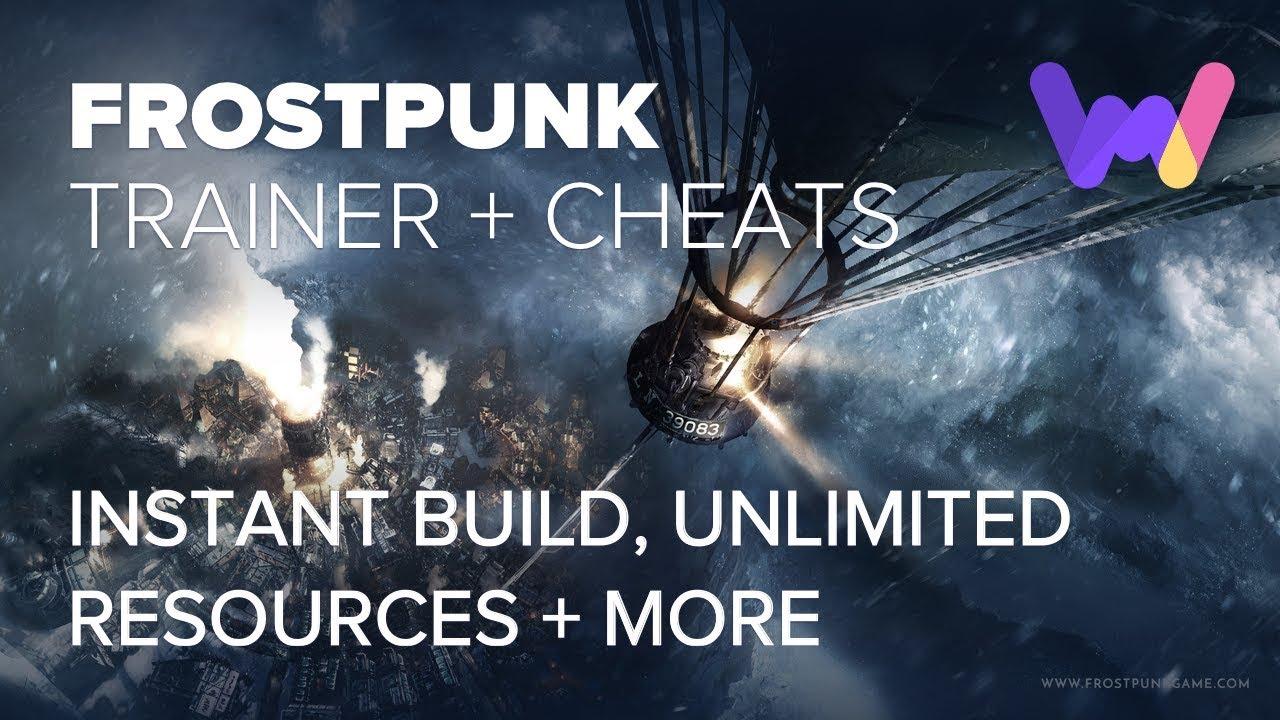 Frostpunk Cheats