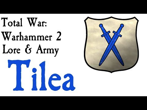 Tilea Lore Total War: Warhammer (Part 3 Dogs of War Series)