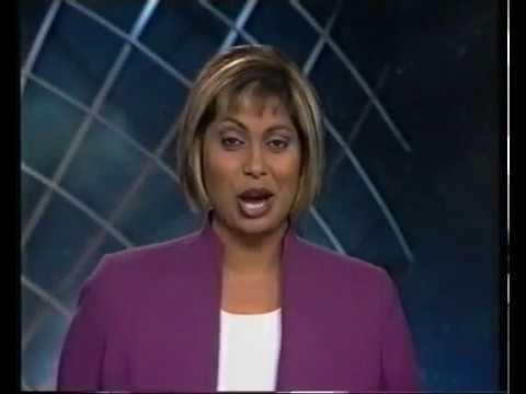 SBS World News bulletin 2000 Indira Naidoo