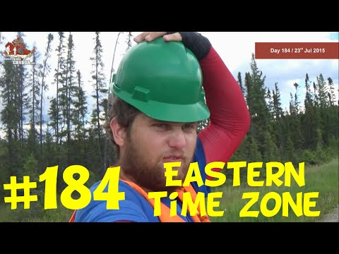 DAY 184  - Eastern Standard Time Zone