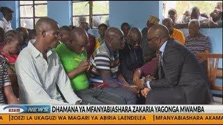 Mfanyabiashara Peter Zacharia kuendelea kusota rumande