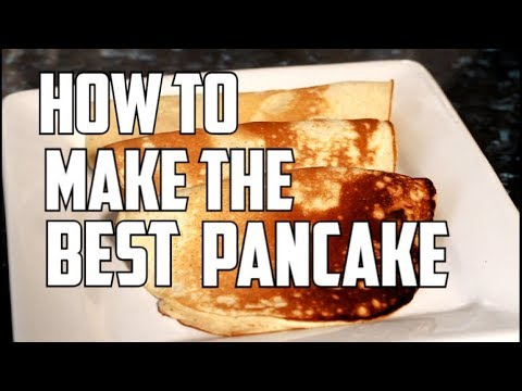 How To Make The World Second – Best Pancake Making Recipe By| Chef Ricardo Cooking