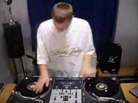 "DJ PRO-ZEIKO ""Nervous Shock"" Juggle"
