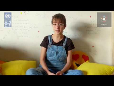 AKID2030 - Message de solidarité de Lina Chabbaki