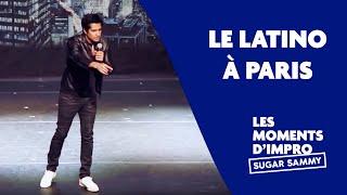 Humour: Sugar Sammy et le Latino à Paris