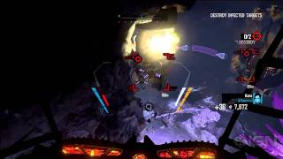 Red Faction Armageddon: Descent Gameplay