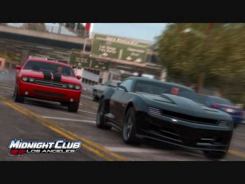 Midnight Club LA SoundtrackElectric Feel Justice Remix