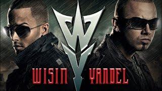 Mix Wisin y Yandel el Duo de la Historia