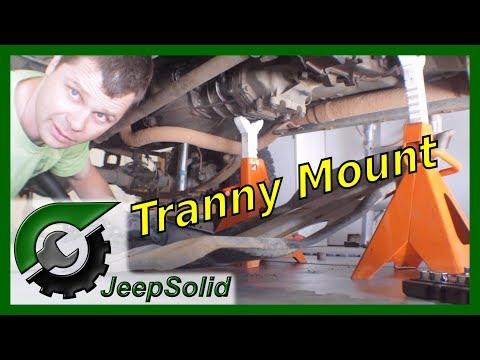 Jeep Wrangler YJ Transmission Mount