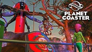 Planet Coaster - Однообразное разнообразие #9