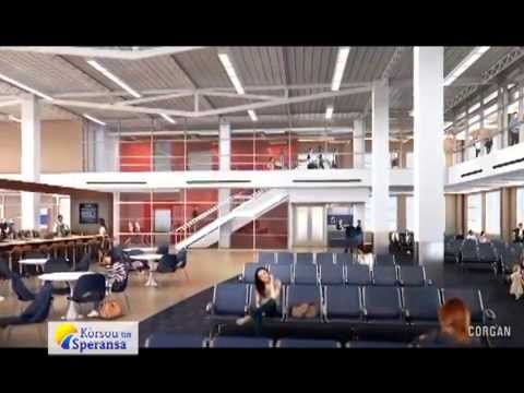 Kòrsou tin Speransa 012: Aeropuerto