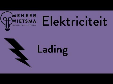 Natuurkunde uitleg Elektriciteit 20: Lading