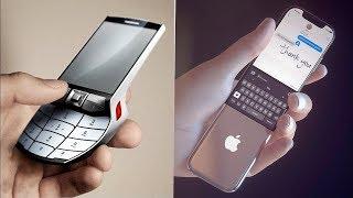 6 هواتف ذكية مذهلة يجب أن تشاهدها الآن، هواتف المستقبل