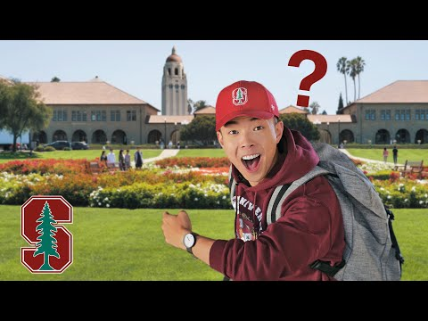 What's It Like Inside Stanford University?   Stanford Campus Tour