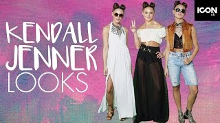 Kendall Jenner Inspired Festival Fashion Lookbook
