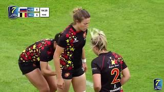 Women's 7s Marcoussis 2018 Russia vs Belgium