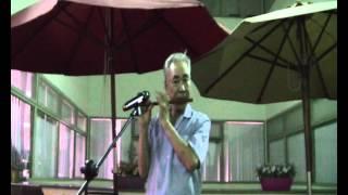 Tiếng hát giữa rừng Pắc Bó - độc tấu sáo - show 17