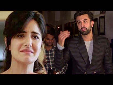 Ranbir Kapoor's SHOCKING Comment On Girlfriend Katrina Kaif