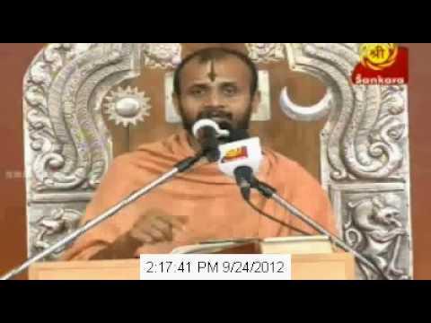Sri Sri Satyatma Theertha Swamiji about