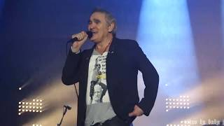 Morrissey-LADY WILLPOWER[Gary Puckett & The Union Gap]-The Palladium-Cologne, Germany, March 9, 2020