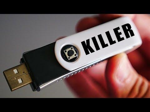 Usb killer своими руками